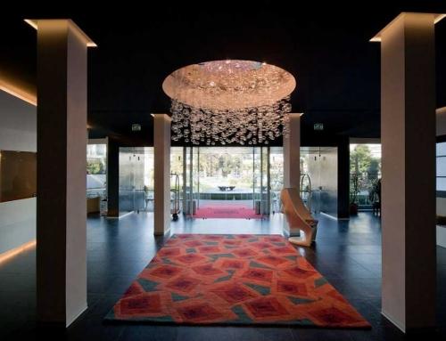 PANORAMIC PLAZA HOTEL – interior